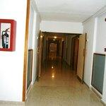 Corridor west