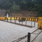 trenino per la miniera