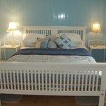 Wellspring cottage bedroom