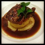 Calves Liver & Fondant Potato