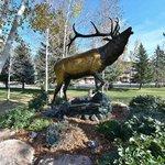 Antlers Signature Statue