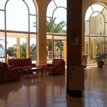 Dentro l'hotel