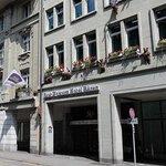 Hotel Bären am Bundesplatz Foto