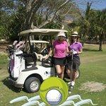 Golf para damas,