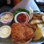 Delicous FRESH seafood…yum!