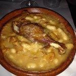 Cassoulet maison (menu à 16€)