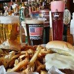 100% Angus Beef, Pulled Pork, & Boardwalk Fries