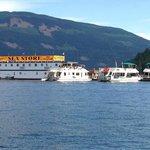 Floating Stores Shuswap Lake