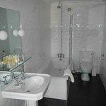 La salle de bains à l'ancienne