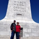 wright brothers memorial at kitty hawk