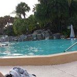 ótima piscina