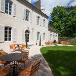 Enjoy the terrace