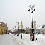 Calle nevada Banska Bystrica