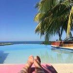 Pool, ocean sky! take me back!