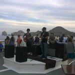 Top deck entertainment