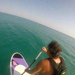 paddle le matin