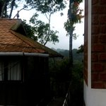 Vista do quarto - lindas montanhas e clima ótimo!