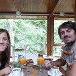 un placer desayunar en este lugar!!