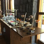 The Lovely Tambo del Inka: Included Breakfast Buffet