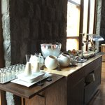 The Lovely Tambo del Inka: Included Breakfast Buffet