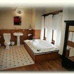 Jacuzzi Tub in Bridal Suite
