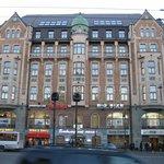 Front of Dostoevsky Hotel