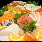 Sushi i large