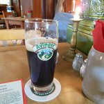Ayinger Bockbier (seasonal beer)