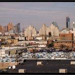 Manhattan from Le Bleu daytime