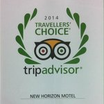 Travelers' Choice 2014 Award Winner