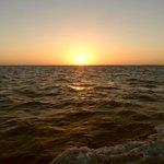 Sunset from the Schooner Hindu