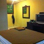 standard room...