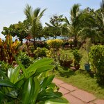 Hotel-Garten