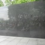 Monumento a los Veteranos de la Guerra de Corea