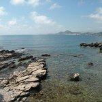 Пляж на Локруме