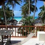 Beach view superior room