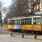 Trusty tram no.1
