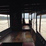 Facing forward on the Mekong