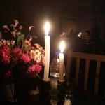 candle light dinner hall
