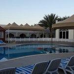 Pool Falaj Daris hotel