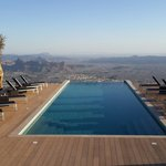 Swimming Pool with a View!