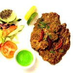 Introducing New Starter (Chapli Kebab )Try it !!