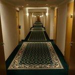 Nice corridor.