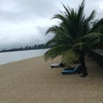 1,5 км скрипучего песочка