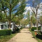 Parcelas caravanas tiendas de campaña y camper