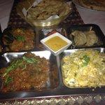 Simply fantastic food