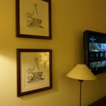Decorative Pictures Room 1317