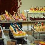 Schönes und gutes Dessertbuffet