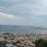 Вид на острова Фриоль