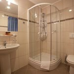 Bathroom - double bed suite